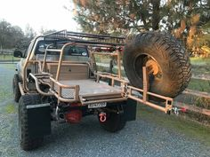 truck expedition vehicle 20 new Ideas Kenworth Trucks, Toyota Trucks, Diesel Trucks, Cool Trucks, Pickup Trucks, Lifted Trucks, Truck Flatbeds, Truck Mods, Custom Truck Beds