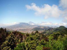 Tenerife - a beautiful island.
