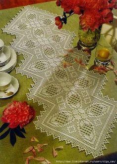 Crochet and arts