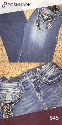 Miss Me Medium Flare Miss Me Jeans Miss Me Jeans Flare & Wide Leg