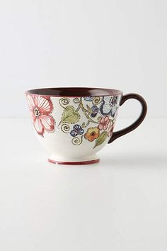 Heartsease Mug - anthropologie.com