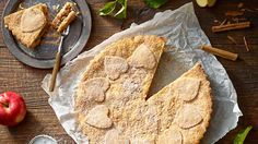 Jablkový koláč Lidl, Healthy Cookies, Apple Pie, Camembert Cheese, Ale, Goodies, Bread, Baking, Ethnic Recipes