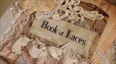 Book of Laces - http://www.youtube.com/watch?v=yY2aQ4SphCs