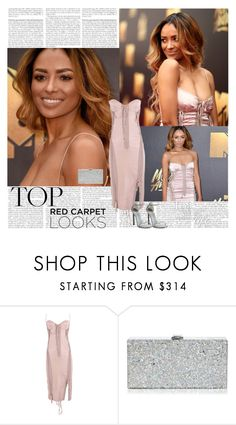 """""""Kat Graham~MTV Movie Awards 2016"""" by tvshowobsessed ❤ liked on Polyvore featuring Milly and Stuart Weitzman"""