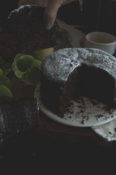 Torta integrale cioccolato, senza burro e senza uova_25