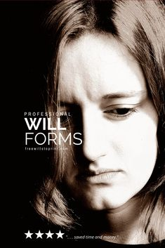 There is no need for a will to be drawn up or witnessed by a solicitor. If you wish to make a will yourself, you can do so. Printable Will Forms. Last Will And Testament, End Of Life, You Can Do, Wish, Printables, Templates, Writing, Bookmarks, Boxes