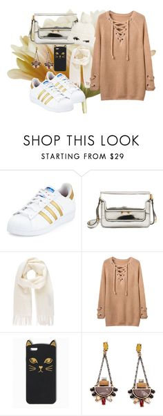 """""""Untitled #741"""" by brandi-gurrola on Polyvore featuring adidas, Marni, Vivienne Westwood and Kate Spade"""