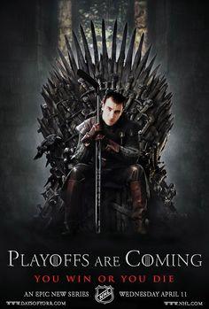 Playoffs!