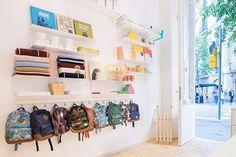Tiny Cotton's kids' shop.