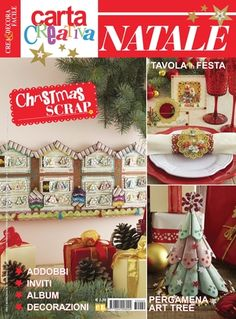 Carta Creativa Speciale Natale