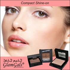 Get a complexion that glows! #GlamitUP with #CompactShineOn
