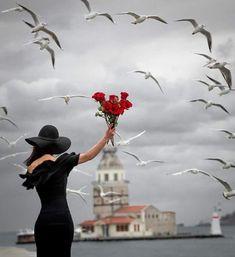 "kecaperi: ""bazı Not some birds, but not their wings Yön Emre Karataş"" - - Beautiful Eyes, Beautiful Pictures, Chinese Artwork, Turkey Photos, Istanbul Travel, Tree Woman, Autumn Nature, Islamic Art Calligraphy, Nature Photos"