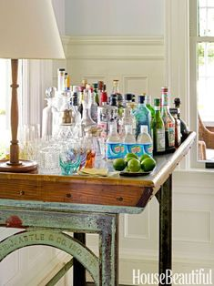 Bungalow Blue Interiors - Home - a winner + a simple but stunning shaker style east hampton cottage