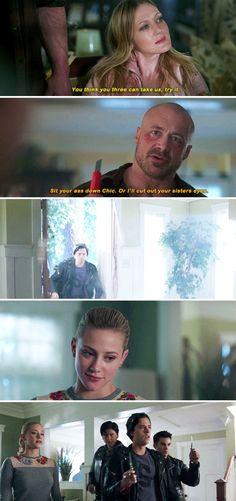 Riverdale 2x17