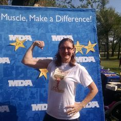 #whyiwalk #musclewalkwichita #frommymother In remembrance... Love you mommy and Uddey Dude!