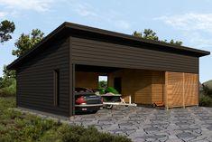 Beach House, Garage Doors, Cottage, Koti, Outdoor Decor, Summer, Home Decor, Beach Homes, Summer Time