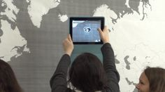Putting the World In Their Hands: Augmented Reality in the Classroom