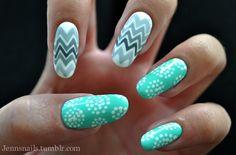 Cool nail colors