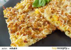 Křupavé zapečené brambory recept - TopRecepty.cz Appetizer Recipes, Appetizers, Cooking Recipes, Healthy Recipes, Healthy Food, Hawaiian Pizza, Quinoa, Risotto, Macaroni And Cheese