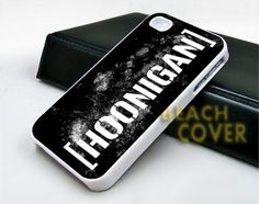 Hoonigan Racing Division  iPhone Case and Samsung by BEACHCOVERR, $14.30