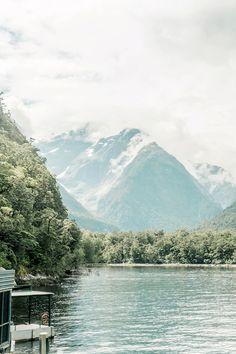 Milford Sound, New Zealand by Fine Art Travel Photographer Lauren R Swann