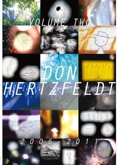 Don Hertzfeldt - Volume Two (2006-2011)