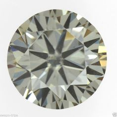 ROUND SHAPE FANCY COLORED 1.46 CT MOISSANITE SI1 CLARITY LOOSE JEWELRY GEMSTONE