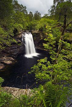 Falls of Falloch, Loch Lomond, Scotland