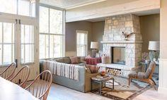 sopris house living room