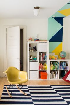 Some smart toy storage ideas to get you inspired, whether you're ready to build something custom or buy something ready-to-use.
