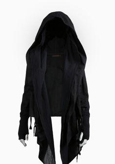 WOMEN :: OUTERWEAR :: HARKIN JACKET ONYX - NICHOLAS K  $460.00 awww but I'm loving it!!!! Black fashion