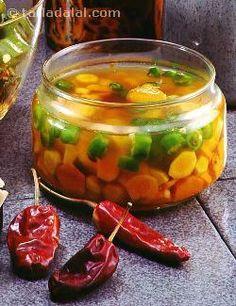 Fresh Ginger Turmeric Pickle recipe | Achaar Recipes | Paratha Recipes | by Tarla Dalal | Tarladalal.com | #3394