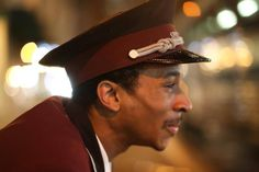 Humans Of New York Bellhop - Brandon Stanton's Humans of New York Series