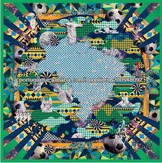 Lenço de seda impressão digital da cultura do Brasil para 2014 Copa do mundo-Lenços de seda-ID do produto:900000104130-portuguese.alibaba.com