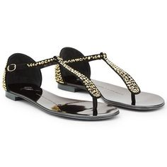 Sandals - Shoes Giuseppe Zanotti Design Women on Giuseppe Zanotti Design Online Store @@NATION@@ - Spring-Summer collection for men and women. Worldwide delivery.  I40027002 - GAIA
