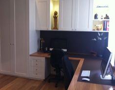 Corner Desk - Hampton's Style