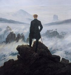 Instead of solitude being something to evade (with business, drink, or sexual fantasies), Friedrich suggests it as a state that brings us into contact with our deepest possibilities.