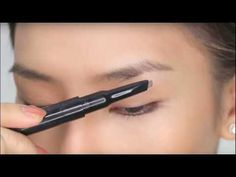 Exactly How to Tweeze, Trim, Shape and Groom Your Eyebrows – Toptrendpin Eyebrow Kits, Eyebrow Brush, Eyebrow Makeup, Makeup Kit, Eyebrow Pencil, Makeup Ideas, Guys Eyebrows, How To Trim Eyebrows, Perfect Eyebrows