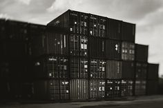 Container by Alessandro Chiarini