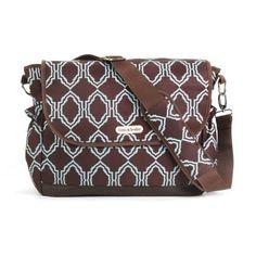 Timi And Leslie timi & leslie Messenger Bag, Sahara Brown (Discontinued by Manufacturer)