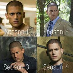 Micheal Scofield
