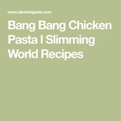 This bang bang chicken pasta just might be the best Slimming World Recipe of A delicious spicy creamy pasta dish that the whole family will love at only syns per serving. Diet Recipes, Cooking Recipes, Healthy Recipes, Healthy Meals, Recipies, Bang Bang Chicken, Creamy Pasta Dishes, My Slimming World, Healthy Family Dinners