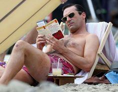 Don  Draper, siempre un modelo a seguir.