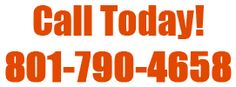 Call Today! 801-790-4658