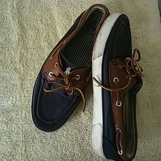 Polo Mens Shoes Size 9.5 D Preowned Polo by Ralph Lauren Shoes Flats & Loafers