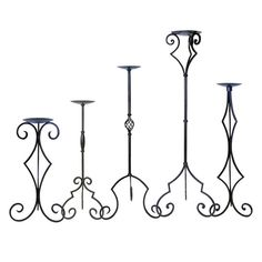 Make your complete candle collection shine by showcasing the ELK Lighting Castile 5 Piece Floor Hurricane Candle Holder Set . Hurricane Candle Holders, Candle Stand, Candle Holder Set, Birthday Frames, Iron Decor, Elk Lighting, Metal Crafts, Candlesticks, Decoration