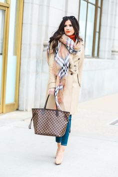 trench coat and burberry