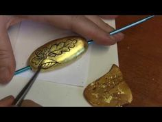 CF Bead for AllegoryGallery ~ Polymer Clay Tutorials