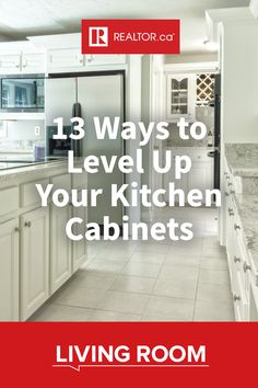 👋 Say goodbye to messy utensil drawers, towering stacks of  pans and cabinets cluttered with canned food and boxes of cereal.   From pull-outs and sliders to racks and containers, these 13 organizing solutions are guaranteed to level up your kitchen. ✨   Learn more on REALTOR.ca Living Room.   #REALTORdotca #homeimprovement #kitchenupgrade #kitchencabinets Home Improvement, Organization Solutions, Kitchen Cabinets, Decor, Kitchen, Kitchen Upgrades, Cabinet, Utensil Drawer, Room
