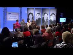 St. Louis-area teachers discuss how to improve high-school graduation rates. Moderated by PBS NewsHour senior correspondent Gwen Ifill.